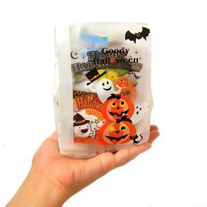 【ハロウィン】おもちゃ入菓子詰合せ 半透明おしゃれ袋入 1個|event-goods