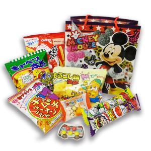 【ディズニー柄】お菓子詰め合せ ランチバック入|event-goods