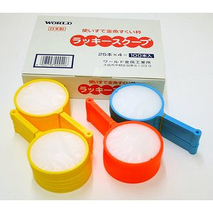 すくい枠 紙付 100本入(ラッキースクープ)【5号】|event-goods