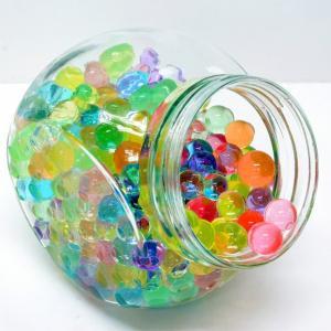 NEWジェリーボール【ぷよぷよ玉、ぷよぷよボール、ぷにょぷにょ玉すくい用】 100g入|event-goods