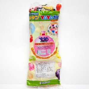 【袋入】ヨーヨー 糸ゴム・パッチン付 100入|event-goods