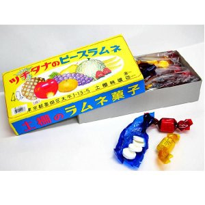 ピースラムネ 40入【駄菓子】|event-goods