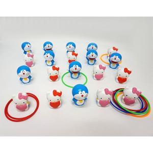 キャラクターおもちゃ輪なげ大会イベントセット 200個/ お祭り景品 お祭り販売品 縁日  [動画有]|event-ya