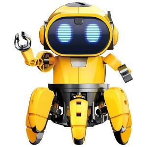 ロボット工作キット 6足歩行ロボ フォロ/動画|event-ya