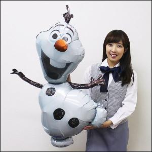 キャラクター風船 「アナと雪の女王」のオラフ|event-ya
