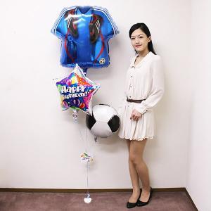 誕生日デコレーションバルーン サッカーボーイ|event-ya