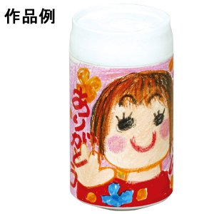 母の日工作キット お絵描きプレゼント 缶型ウェットティッシュ 10個|event-ya