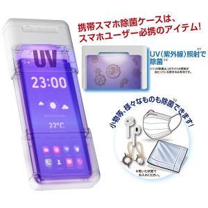 [現品限り] 携帯用UV除菌カバー Clean Wizard UV/動画有|event-ya