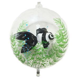 夏の装飾風船 涼しげな出目金ちゃんバルーン 40cm /メール便5枚まで可|event-ya