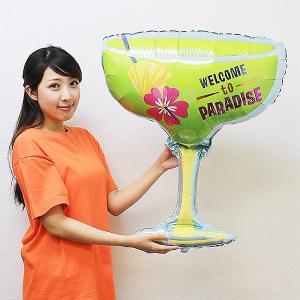 夏の装飾風船 サマーカクテル 71cm/メール便5枚まで可|event-ya