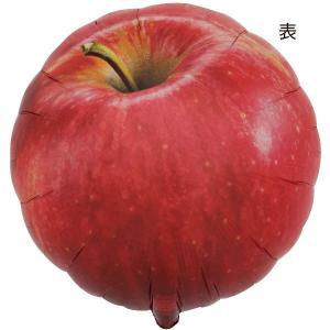 アイブレックスバルーン 果物風船 りんご 14インチ 5枚 / 装飾 飾り ディスプレイ お店 店舗 フルーツ 売り場 食べ物 /メール便可|event-ya