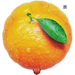 アイブレックスバルーン 果物風船 みかん 14インチ 5枚 / 装飾 飾り ディスプレイ お店 店舗 フルーツ 売り場 食べ物 /メール便可|event-ya