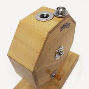 高級 木製ガラポン福引抽選器 500球用 SHINKO製 国産 [玉455球(金・銀玉付)と跳ねにくい赤もうせん受皿付]|event-ya|07