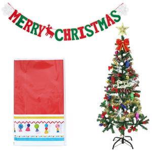 クリスマスホームパーティー 飾り付けセット|event-ya