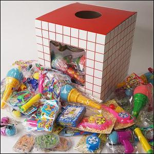 おもちゃ色々つかみどり 120個|event-ya
