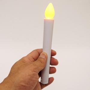 高輝度LED ちょうちん用電池ローソク灯/ 動画有|event-ya