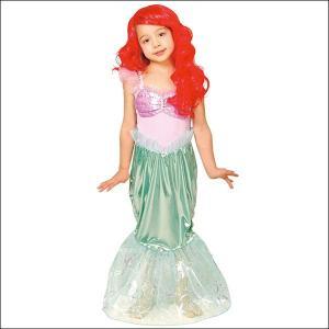 子供コスチューム ドレスアップ チャイルド アリエル Dress Up Child Ariel|event-ya