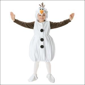 [在庫限り特価] 子供コスチューム チャイルドオラフCHILD OLAF|event-ya