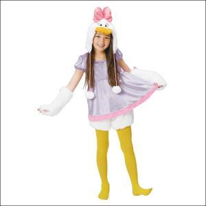 [在庫限り特価] 子供コスチューム モコモコデイジーダック Mokomoko-Collection Child Daisy|event-ya