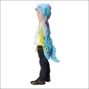 [在庫限り特価] ハロウィンコスチューム おしりバッグサリー Hood Bag - Sulley/ 動画有|event-ya