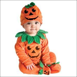 ハロウィンコスチューム ベビーパンプキン Lil' Pumpkin|event-ya