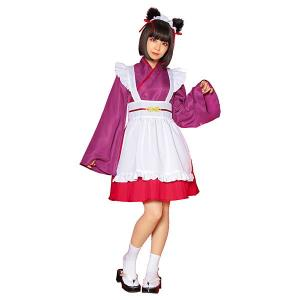 ハロウィンコスチューム 猫×和風メイド|event-ya