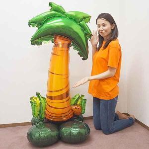 空気で自立する大きなバルーン ヤシの木/パームツリー H142cm/メール便可|event-ya