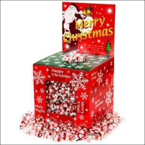 クリスマスサンタチョコすくいどり景品セット 600個 [動画有]|event-ya