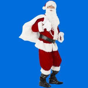 クリスマスコスチューム ロイヤルサンタプレミアム|event-ya