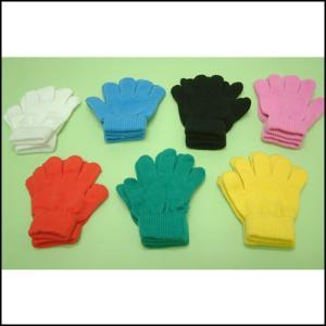 のびのびカラー手袋 子供用|event-ya