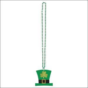 セントパトリックスデー装飾 90cm王冠ネックレス/メール便5セットまで可/|event-ya