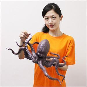 巨大生物フィギュア オクトパス 50cm [動画有]|event-ya