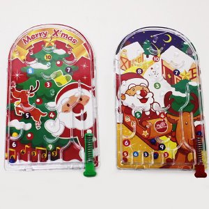 【在庫限り!特価品】クリスマスサンタパチンコ 25個|event-ya