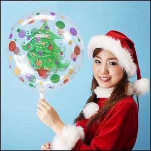 クリスマス装飾風船 クリスマスバルーンツリー 45cm/ 動画有/バルーン 飾り デコレーション/メール便可|event-ya