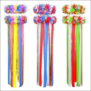 七夕 3色 吹流し(150cm) / 吹き流し 装飾 飾り|event-ya