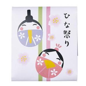 ひなまつり金平糖 100箱 6g(約40粒)×2袋 / 雛祭り お菓子 景品 粗品 プレゼント イベント|event-ya