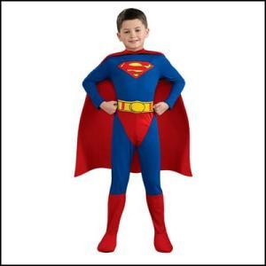 子供コスチューム チャイルドスーパーマン S/コスプレ キッズ|event-ya
