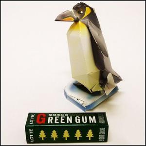 のりもハサミもいらない「ペーパークラフト」ペンギン(10個) [動画有]|event-ya
