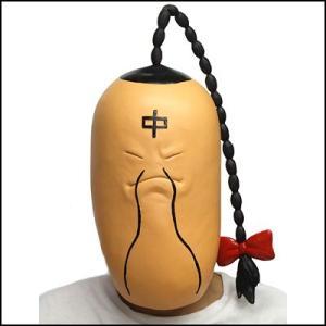 キャラクターかぶりもの ラーメンマン  / アニメ・マンガ・映画・ヒーローマスク・かつらで、キャラクターになろう|event-ya