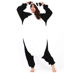顔出し着ぐるみパジャマ パンダ|event-ya