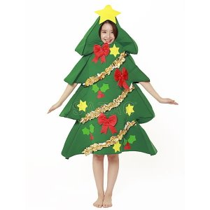 顔出し着ぐるみ クリスマスツリーコスチューム  / コスプレ・衣装・パーティー|event-ya