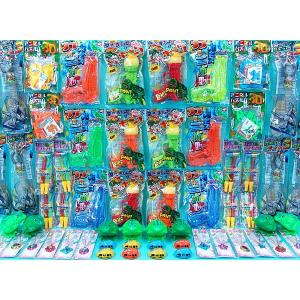 超お得 おもちゃ詰合せセットA 96個 18000円セット|event-ya
