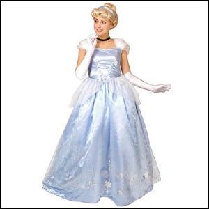 コスチューム ドレスアップシンデレラ Dress Up Adult Cinderella|event-ya