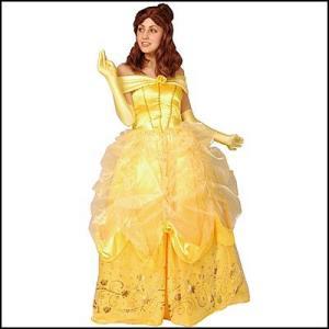 コスチューム ドレスアップ ベル Dress Up Adult Belle|event-ya