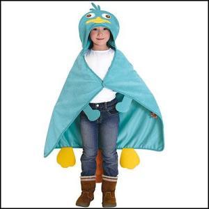 [在庫限り特価] 子供コスチューム カモノハシペリーのケープ Character Cape Perry|event-ya