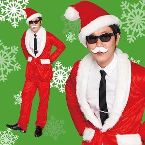 サンタコスチューム スタイリッシュサンタ 【クリスマス・コスプレ・衣装・パーティー】|event-ya