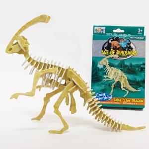ボール紙製恐竜組立キット 4個セット (パラサウロロフス・ステゴサウルス・トリケラトプス・ブロントサウルス)/動画有|event-ya