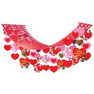 バレンタイン装飾 仲良しベアーバレンタインハンガー L180cm event-ya