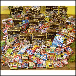 お菓子入り宝箱抽選会(100名様用) [大型商品]|event-ya