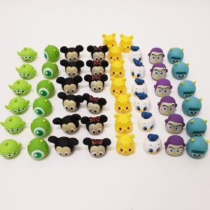 すくい用おもちゃ ディズニースター立体フェイスボール 50個/動画有|event-ya